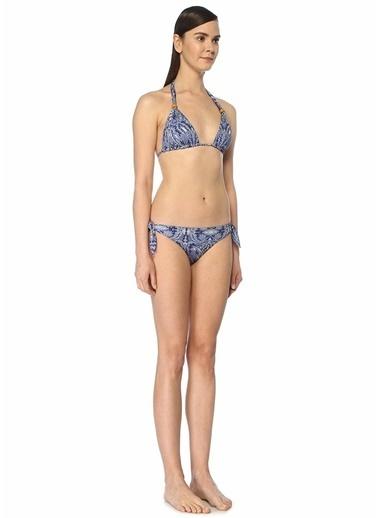 Etro Bikini Mavi